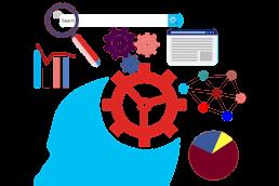 art components of a digital marketing experiment