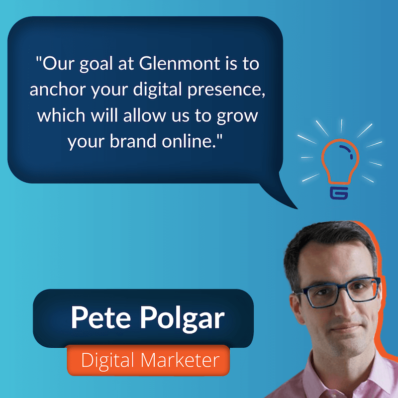 quote from a digital marketer